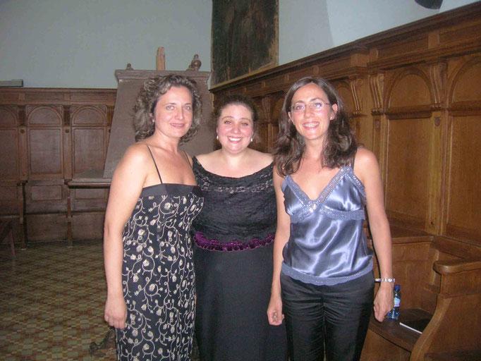 Concierto con Pilar Burgos y Esther Ciudad