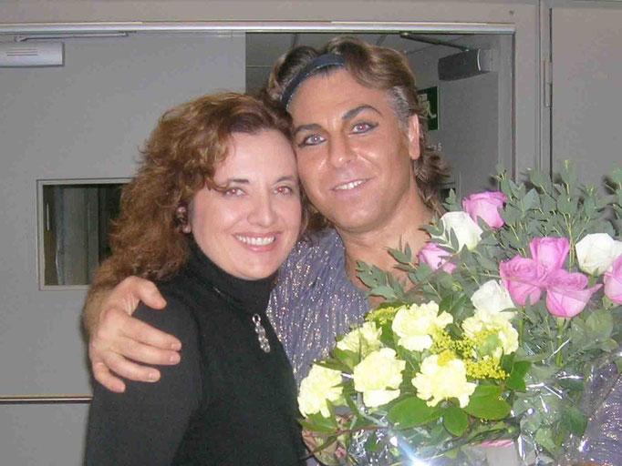 Aida 2007 Liceo con el tenor Roberto Alagna
