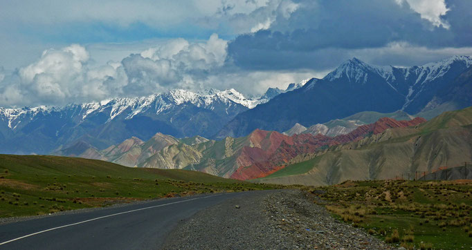 welcome to Kyrgyzstan