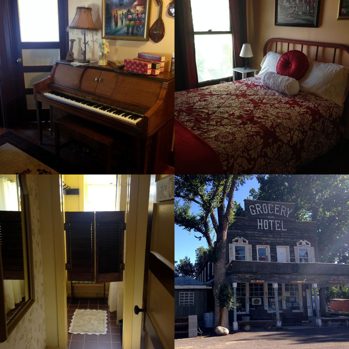das urige Hotel / B&B in Doyle, CA