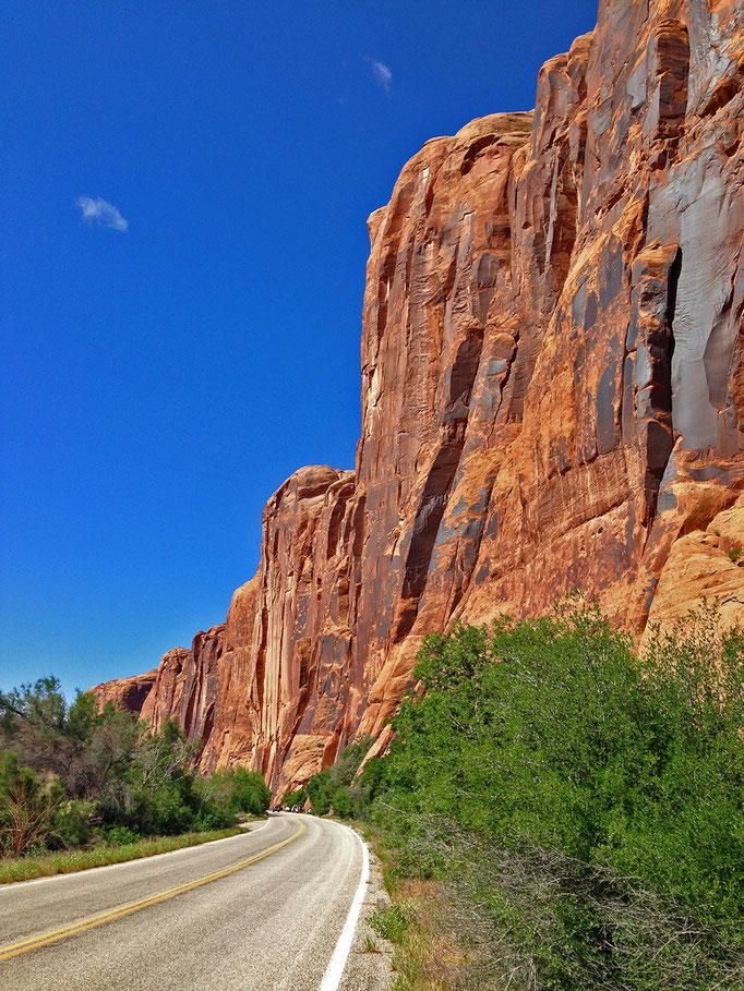 entlang am Colorado