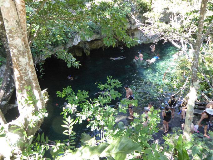 Cenote Grande
