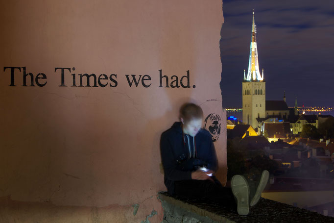 """The Times we had."", Tallinn, Estland"