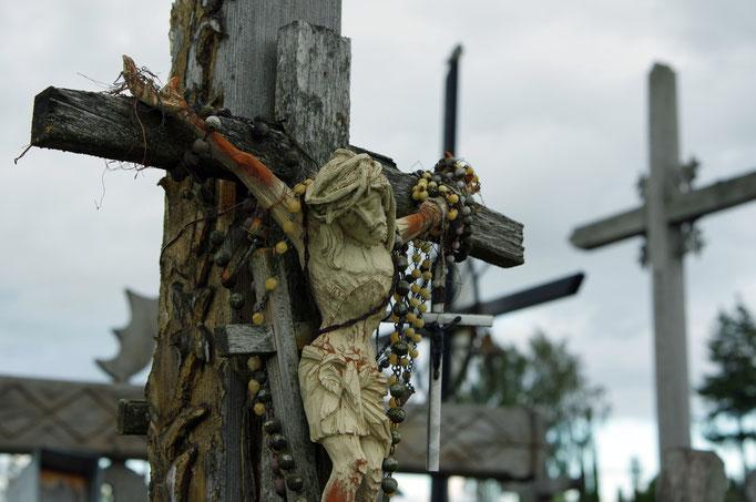 Berg der Kreuze, Šiauliai, Litauen