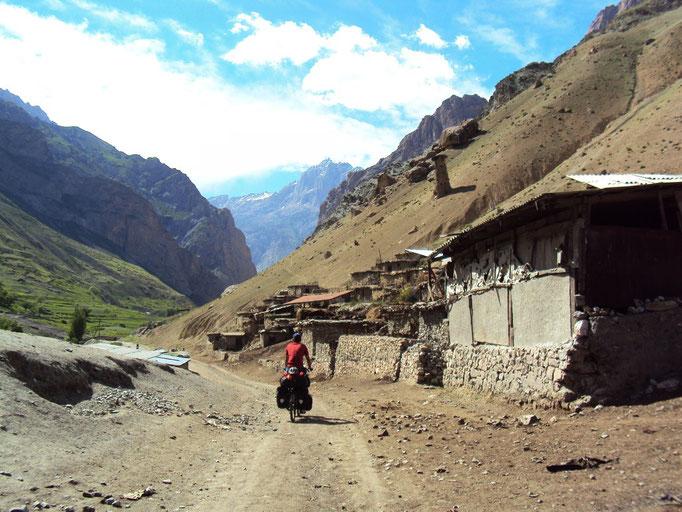Village de Anzob