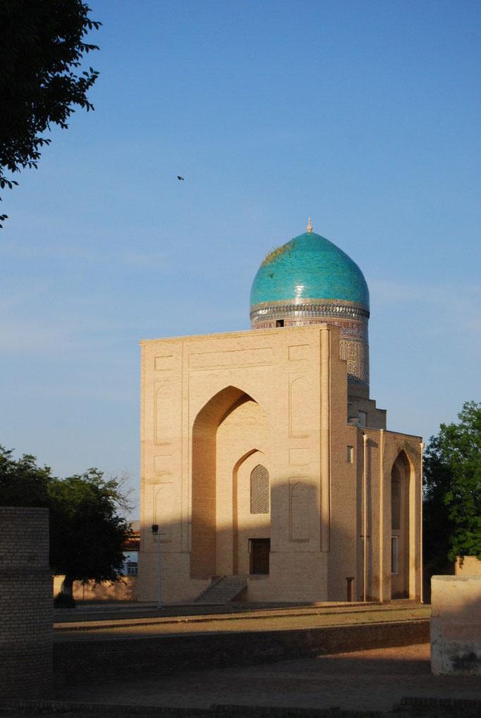 Le mausolée de Bibi Khanoum