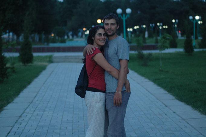 Laetitia et Davide