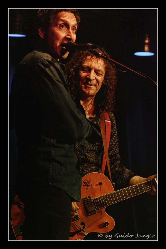 Mark Duran & Jed Thomas