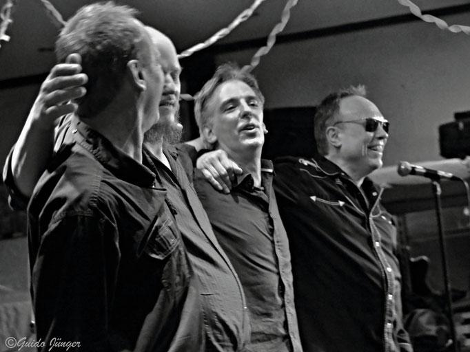 Baums Bluesbenders; TV-Terrassen Dellbrück; 2016