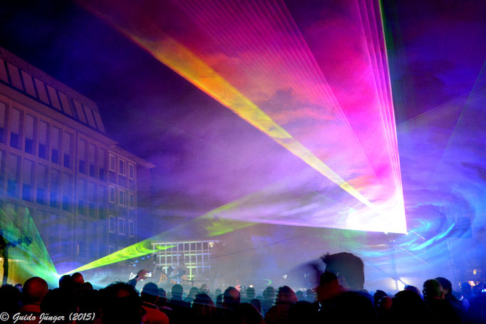 Düren leuchtet 2015