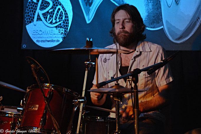 Innes Sibun Band; Blues meets Rock; RIO, Eschweiler