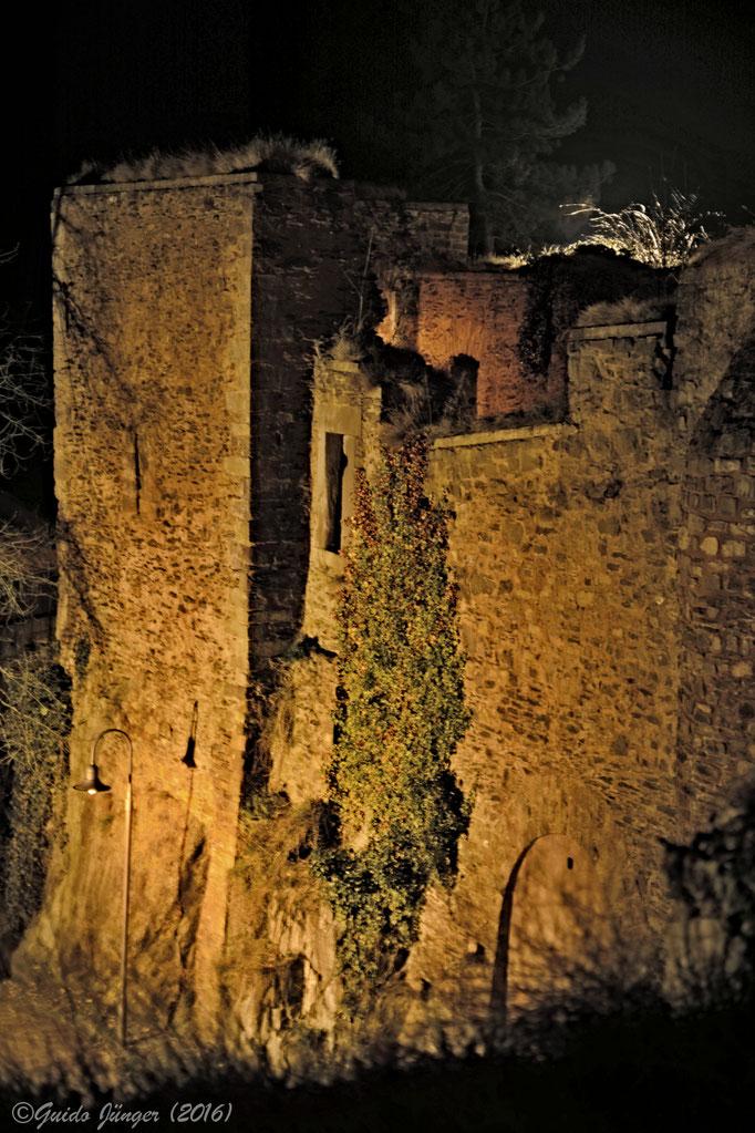 Burg Hengebach; Heimbach