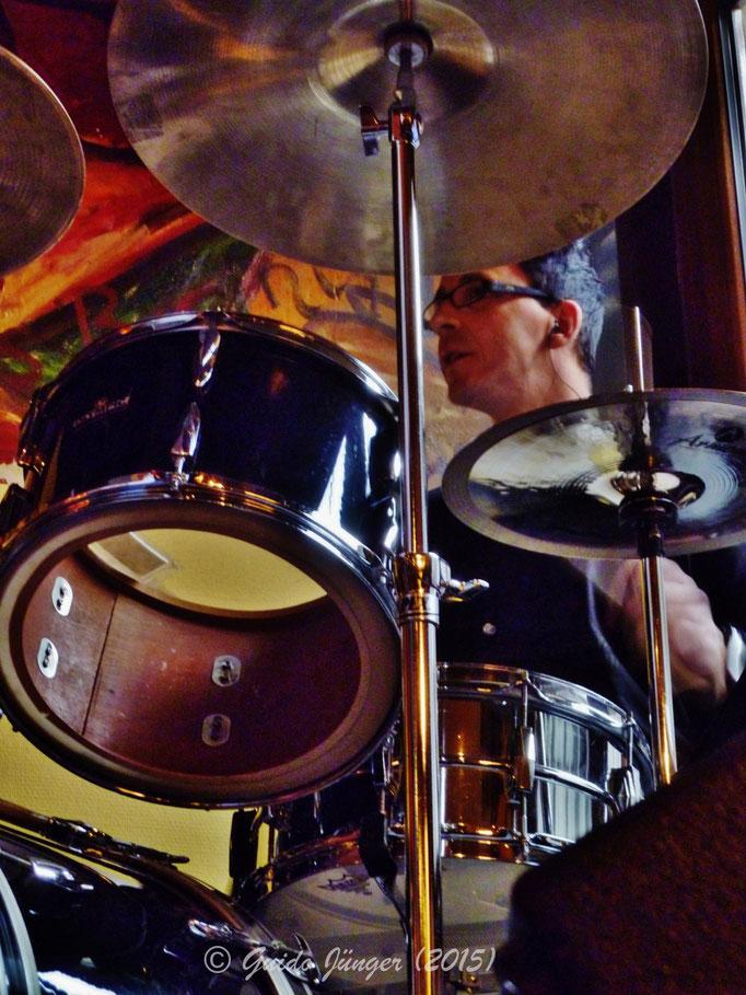 Frank Salz; Blue Sun Band; Blues Session Düren, DaDa