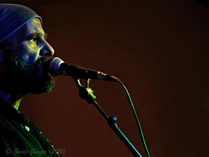 "Jens ""Brother Snakeoil"" Turowski; Blues 'n' Jam Night; Vaals/NL"