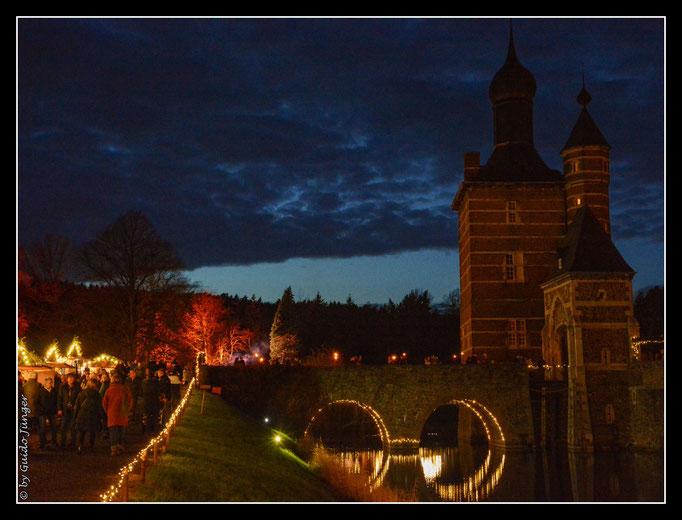 Weihnachtsmarkt Schloss Merode