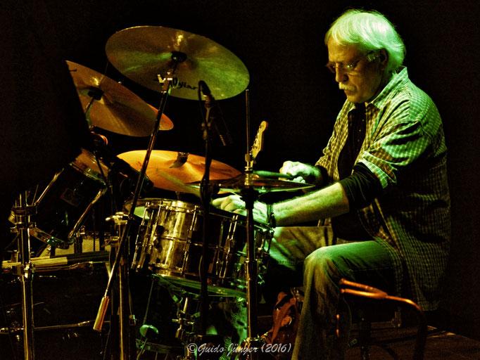 Karl Hesterberg, Gaby Tiger Band