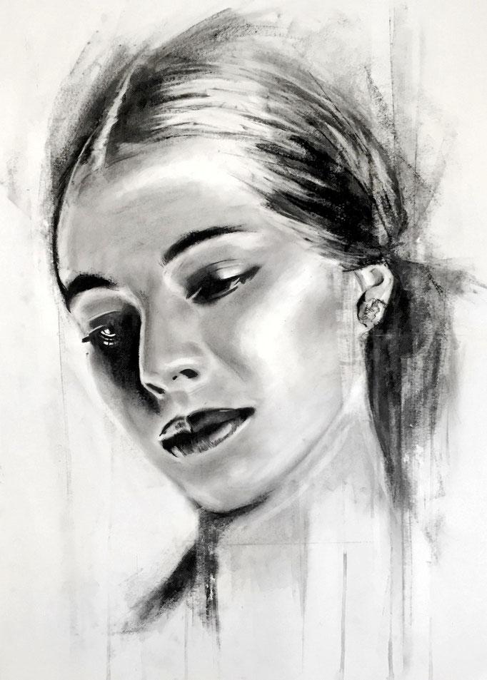Maria | 59 x 42 cm | Eur 300