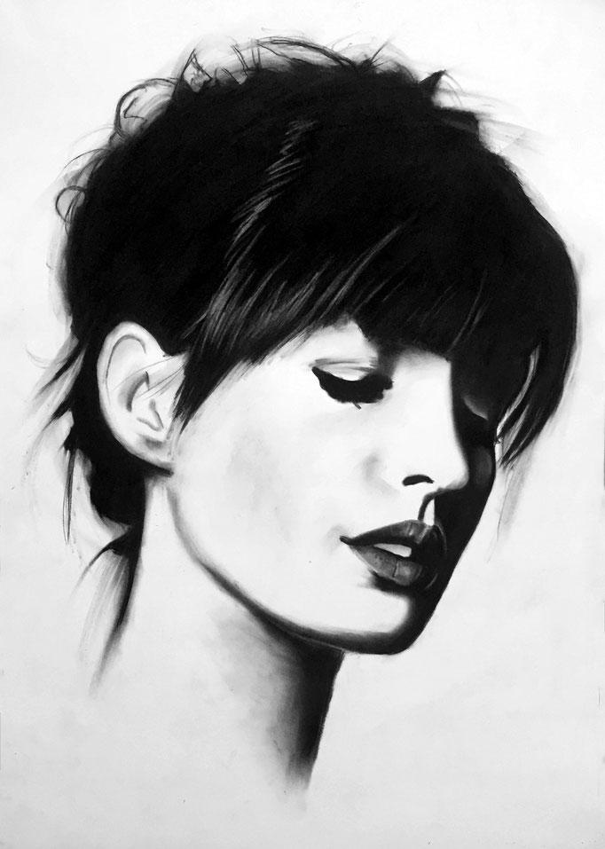 Anne | 59 x 42 cm | Eur 300