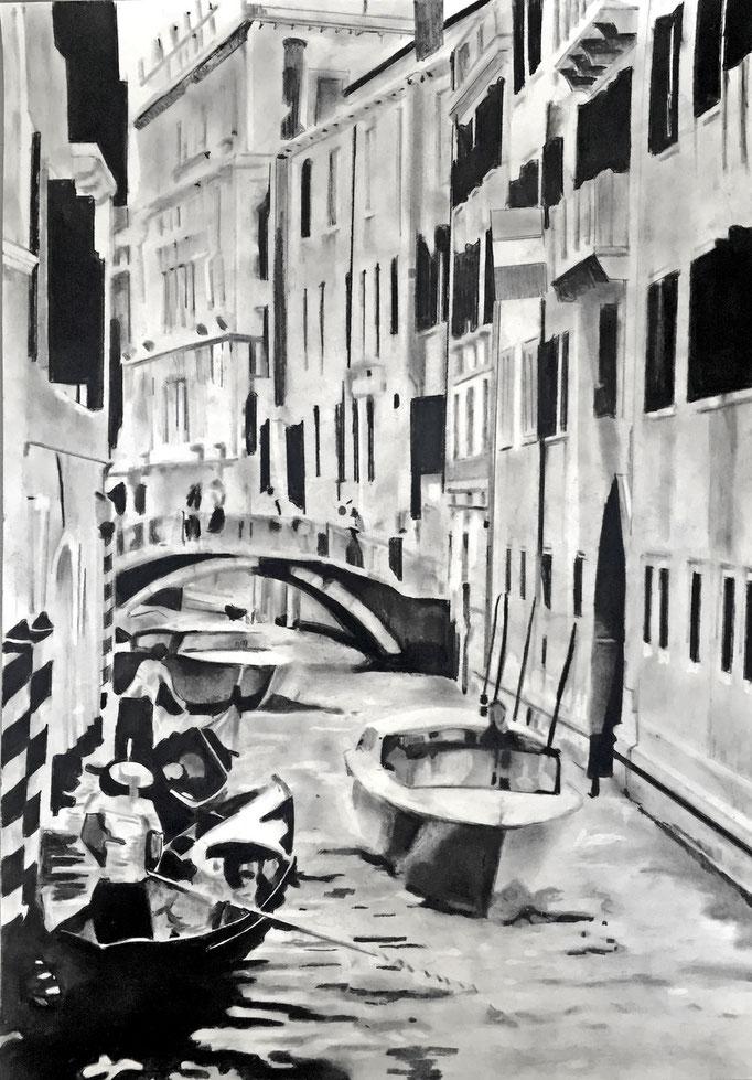 Venice | 42 x 59 cm | Eur 200