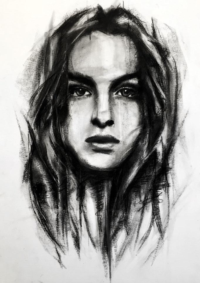 Brenda | 59 x 42 cm | Eur 200