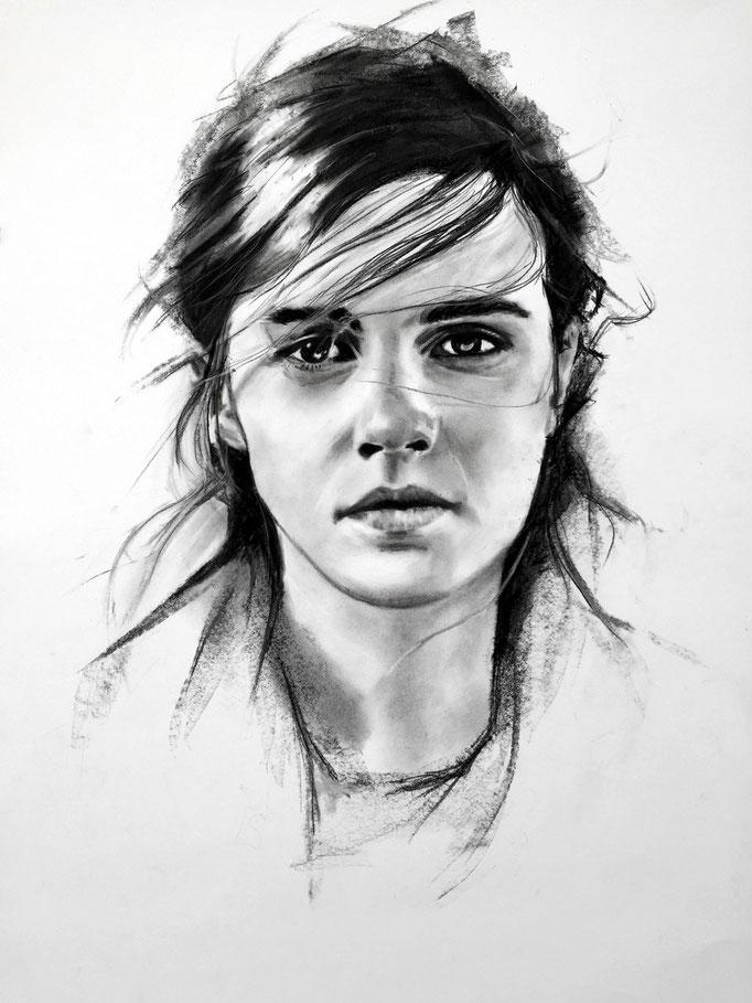 Emma | 42 x 59 cm | Eur 300