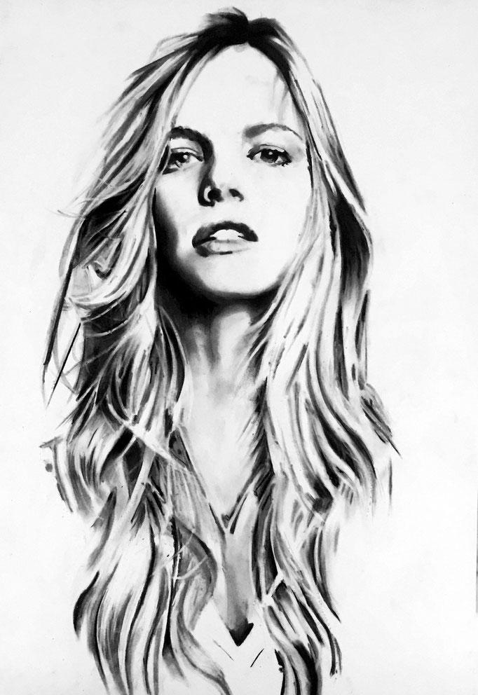Pretty woman | 42 x 59 cm | Eur 300