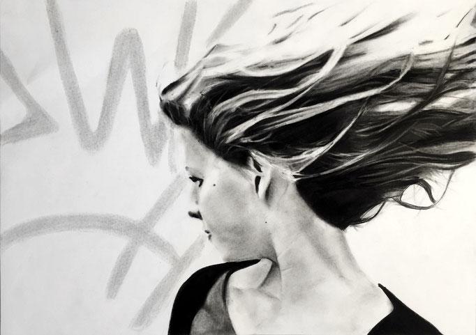 Danee | 59 x 42 cm | commissioned