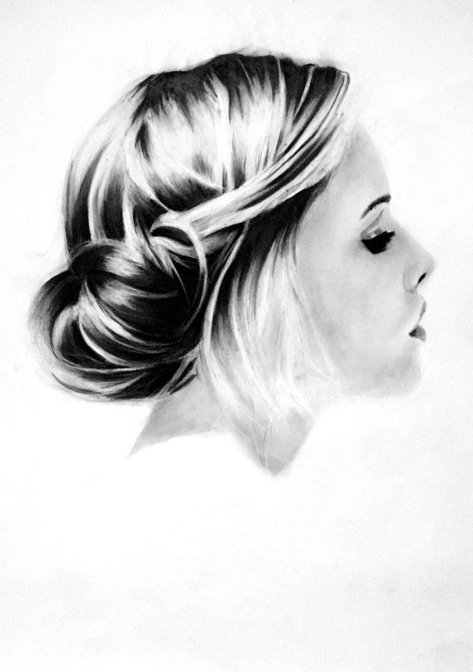 Dreamgirl | 59 x 42 cm | Eur 300