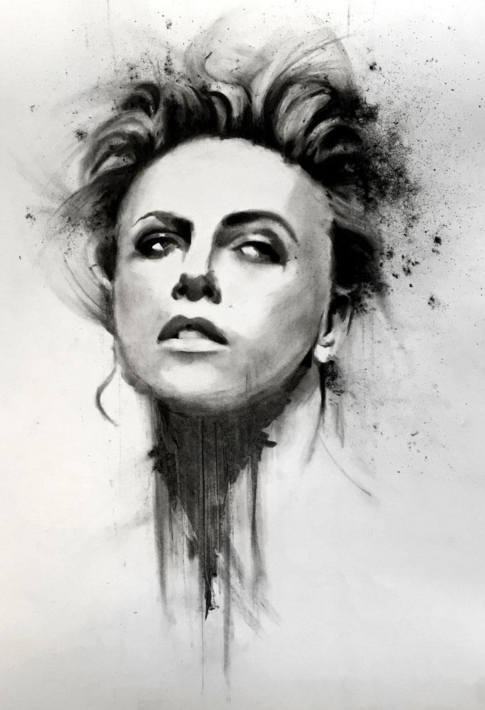 Charlize | 42 x 59 cm | Eur 200