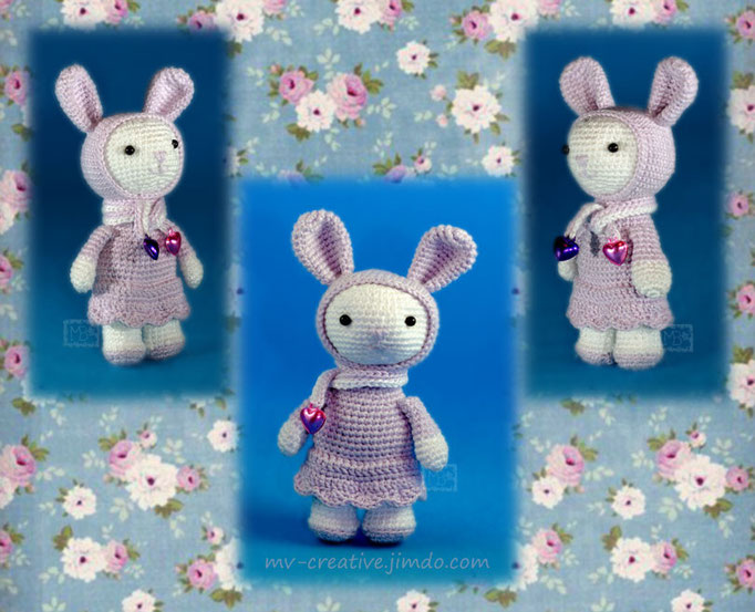 Зайка Ами, Авторская работа / Little Hare Ami, The work of authorship