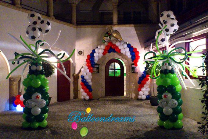 Eröffnung der des Champions American Pub&Grill in Graz - Hof