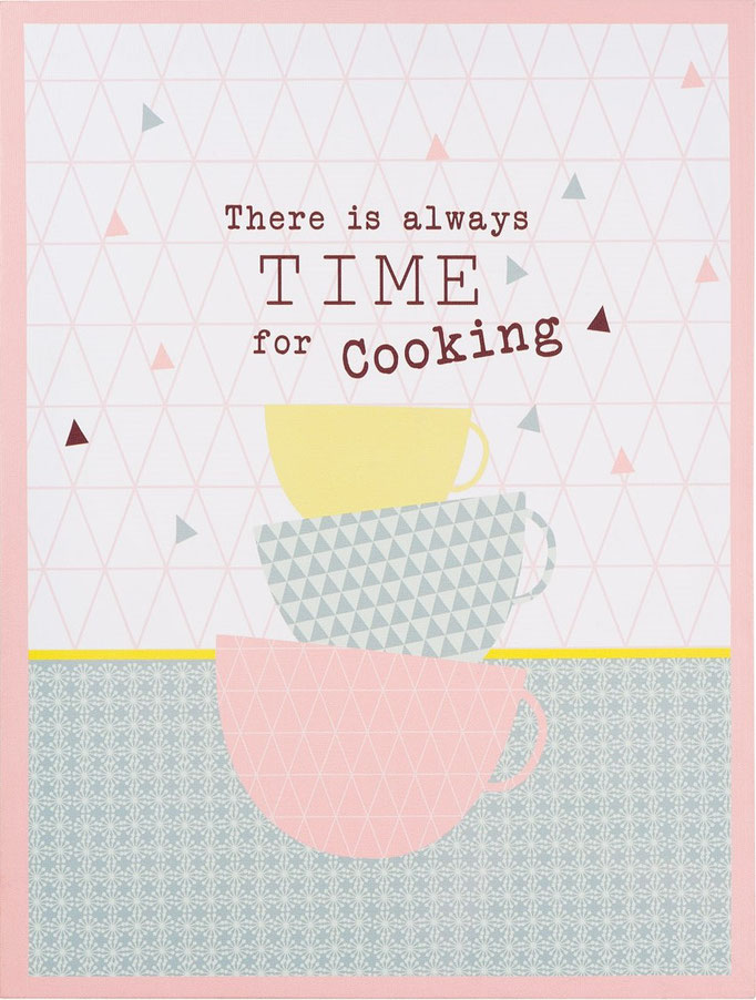 Time for Cooking - Maisons du Monde, 15€