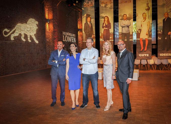 Die Höhle der Löwen Presse-Event 2014