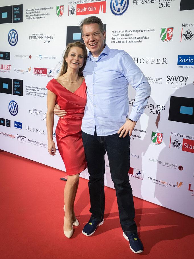 Der deutsche Fernsehpreis 2016