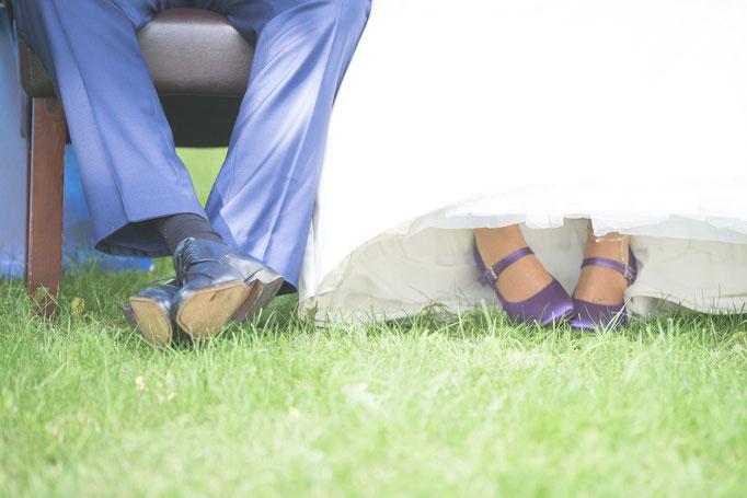 Hochzeitsreportage -Details