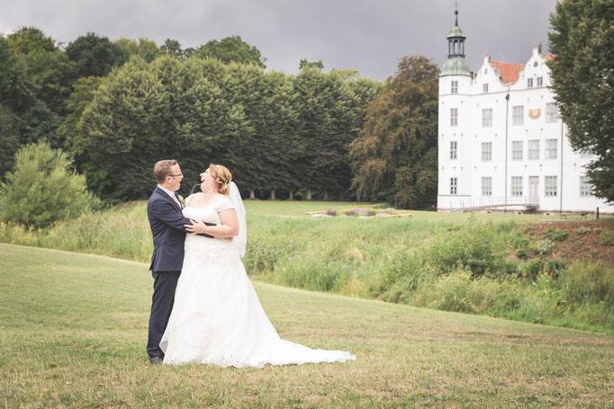 Heiraten im Ahrendburger Schloss ... sehr zu empfehlen
