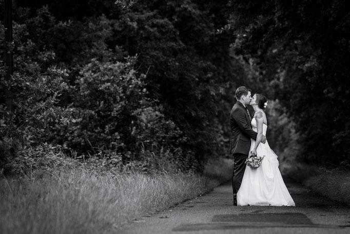 Romantik gehört zu jeder Hochzeit dazu