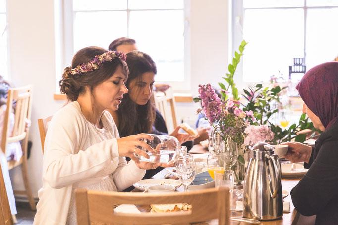 Hochzeitsreportage - Kulinarische Versorgung der Hochzeitsgäste