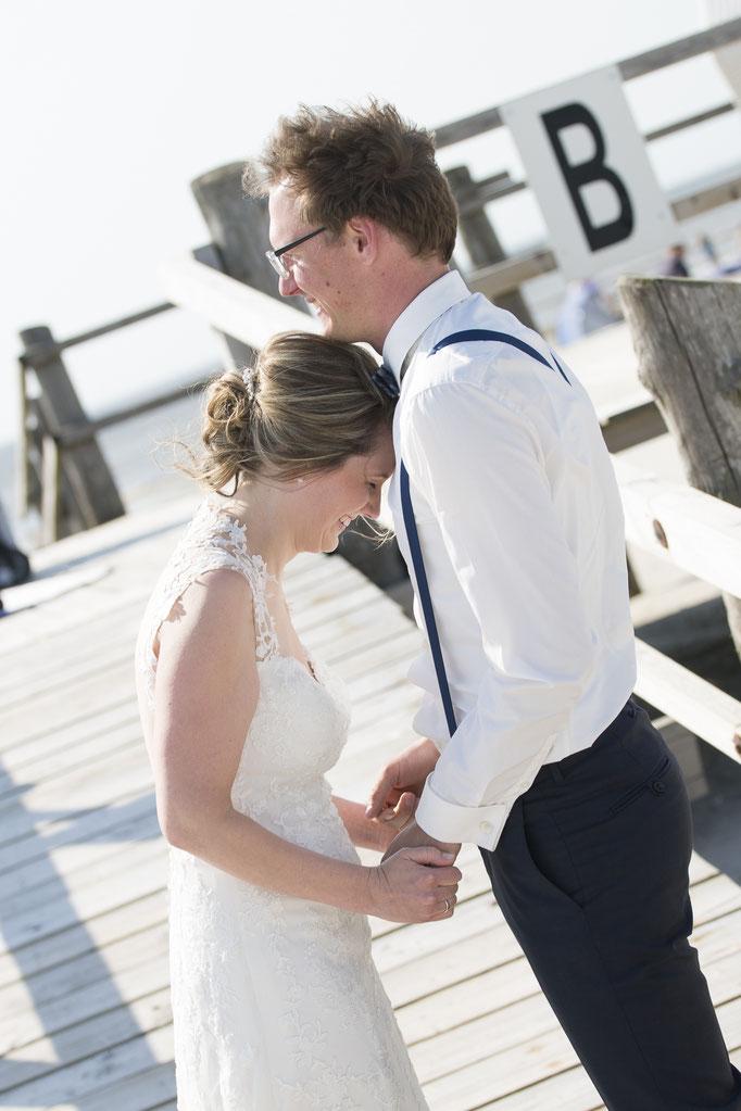 Heiraten in Sankt Peter Ordning ist auch eine Idee...