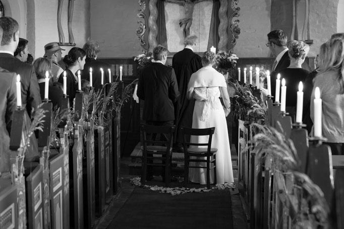 Hochzeitsreportage - Eine ganz besondere Hochzeit für uns auf Hallig Hooge