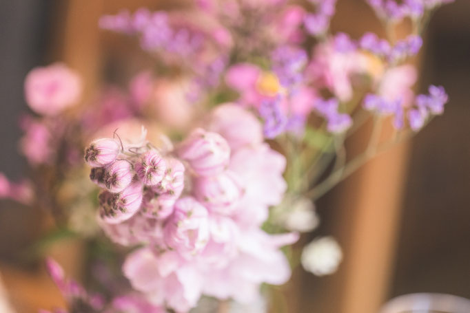 Hochzeitsreportage - Hochzeitsblumen