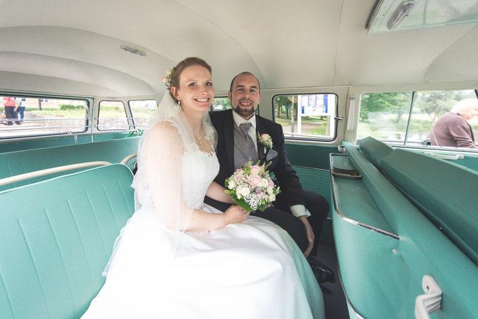Hochzeitsbulli