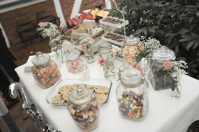 Candy Bar, ein Must Have so scheint es