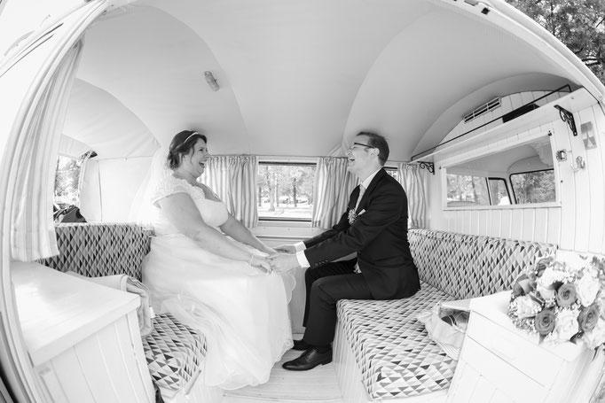 im HochzeitsBulli