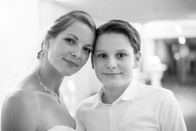 Hochzeitsreportage - Braut und ...