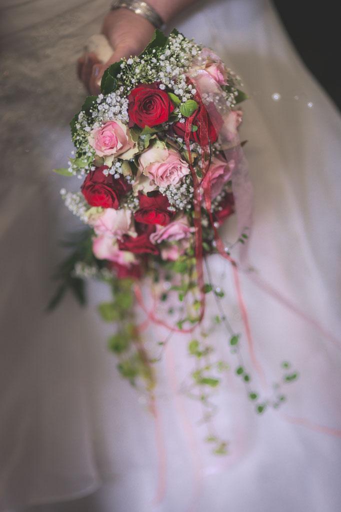 ... was für ein Brautstraß!