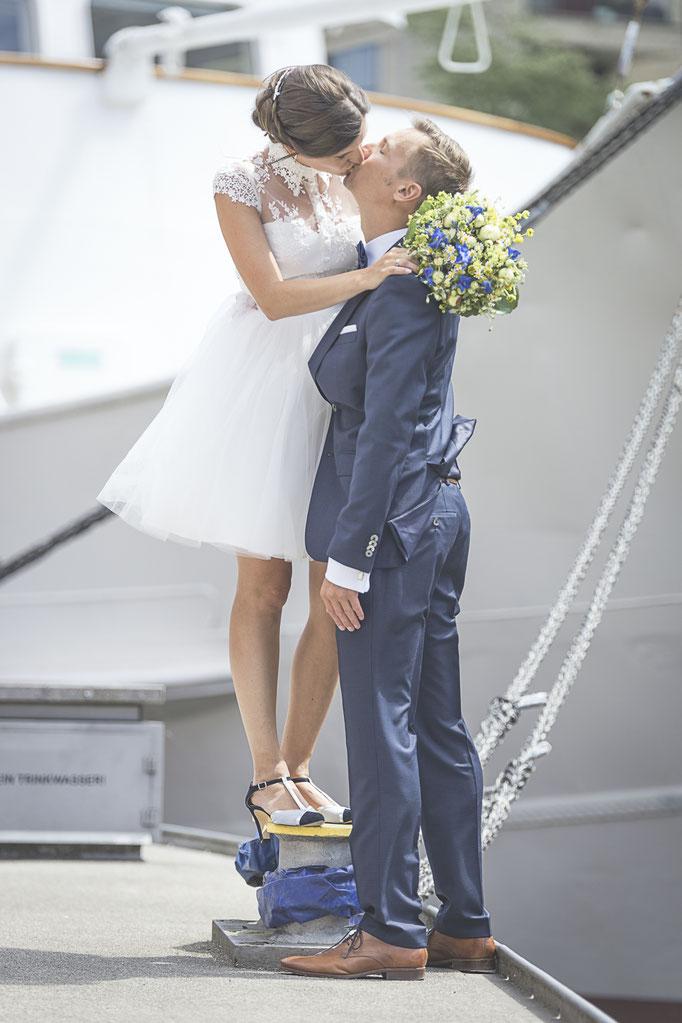Hochzeitsreportage - verliebt, verlobt, verheiratet