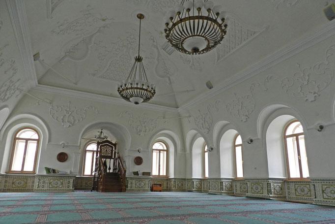 Gebetssaal der Kasaner Mardschani-Moschee