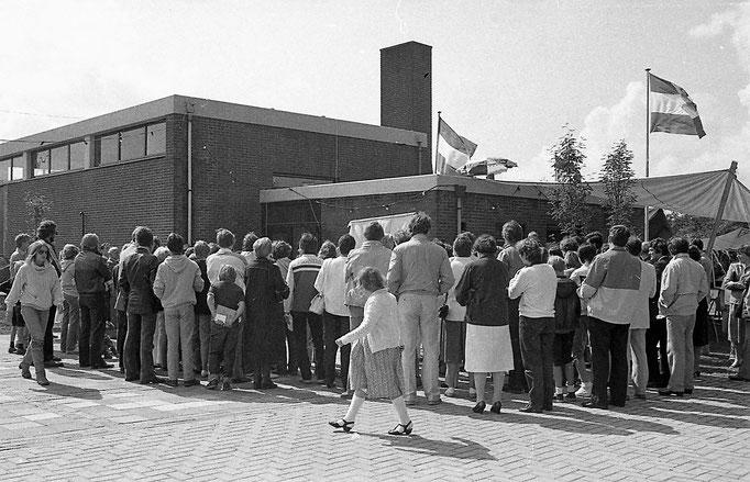 Opening De Ark Haarsteeg 1982
