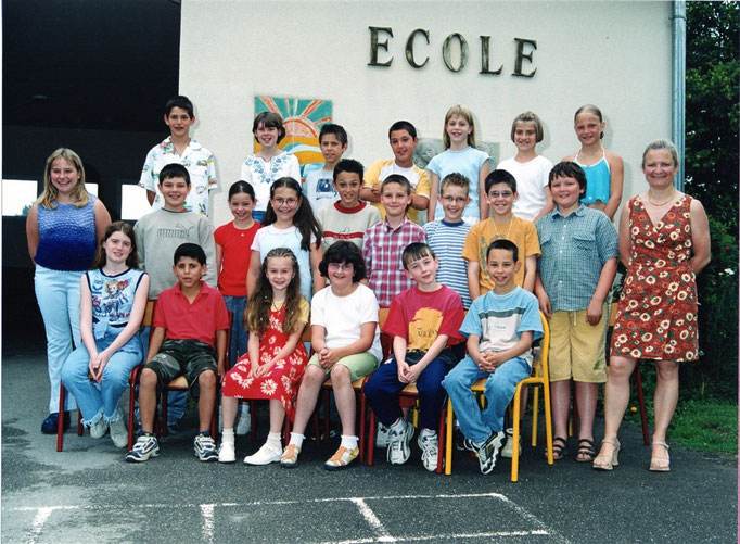 Primaire Mme Salvin 2006